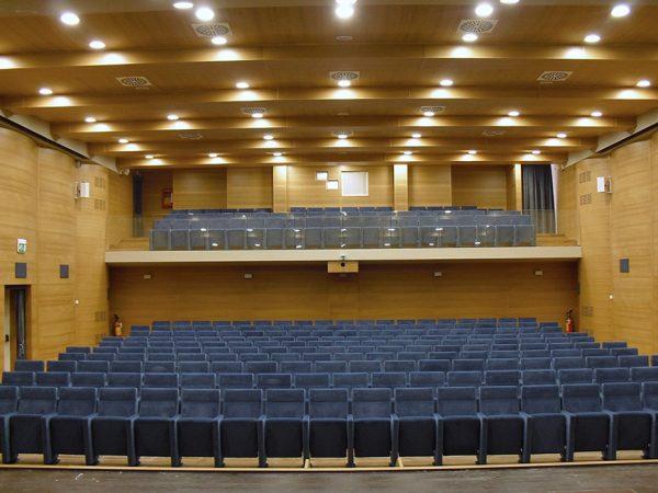 auditorium poggio rusco