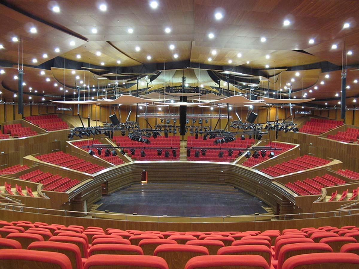 auditorium astana kazakistan