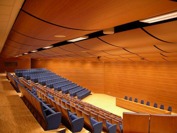 auditorium mestre